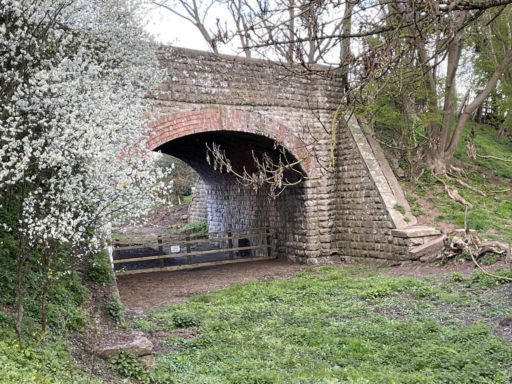 Railway bridge Alcester