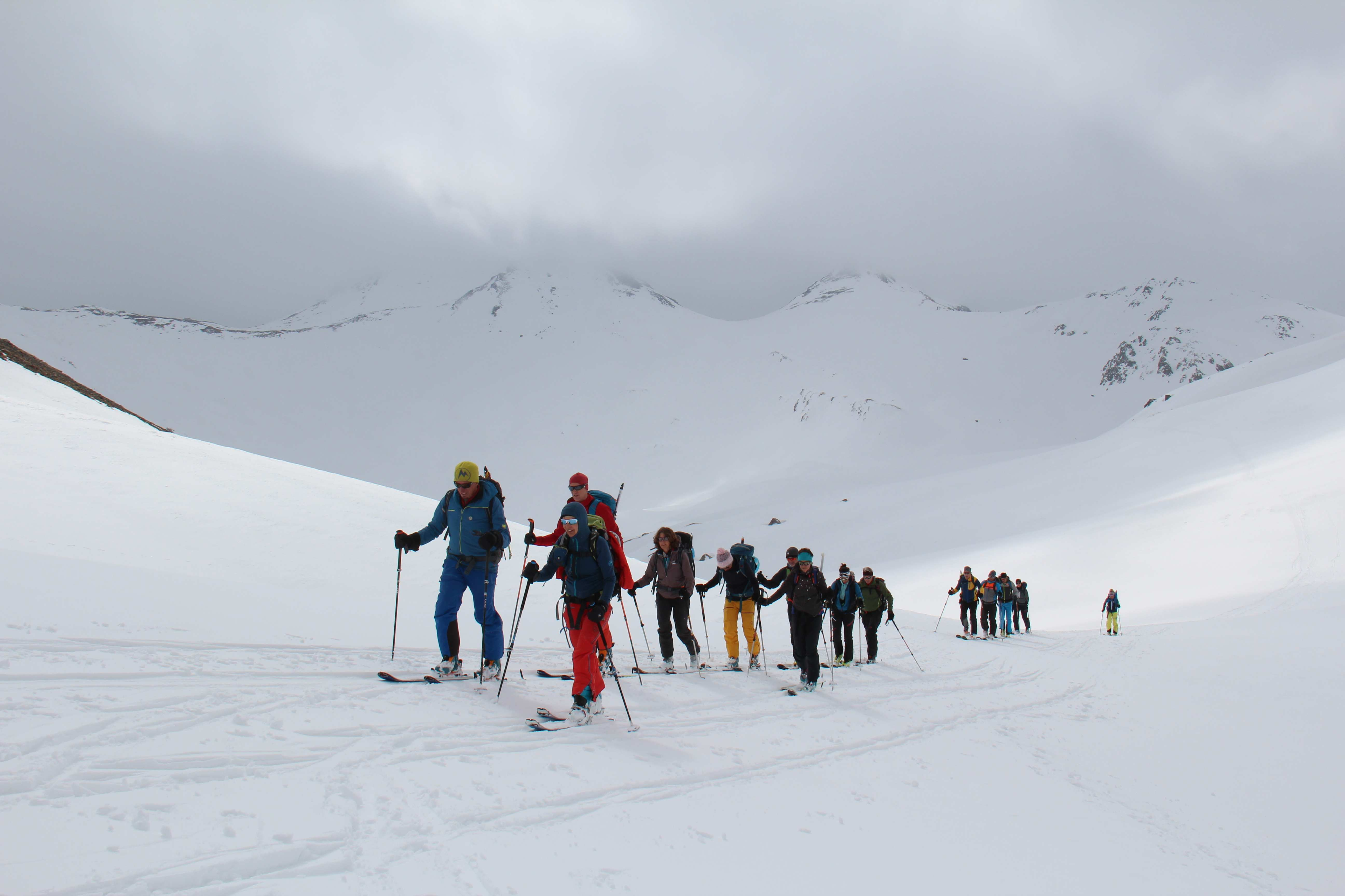 2 Tages-Skitour, 10./11.04.2021