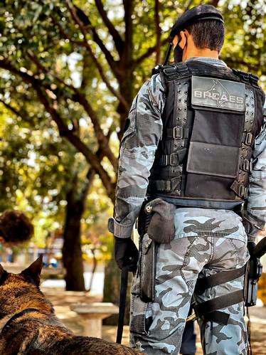 Batalhão de Policiamento com Cães - BPCães
