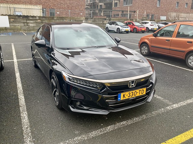 (NL) K-330-TD front; US-Spec 10th gen. Honda Accord