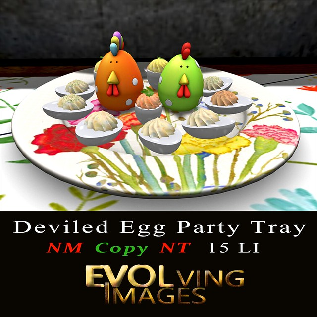 Deviled Egg Party Tray
