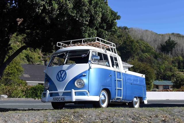 1959 VW double cab ute