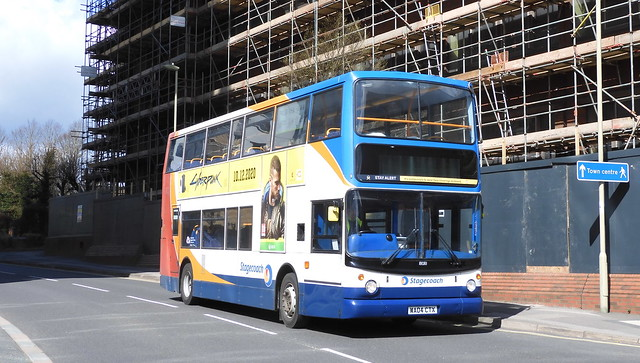 Stagecoach South 18081 - WA04CTX