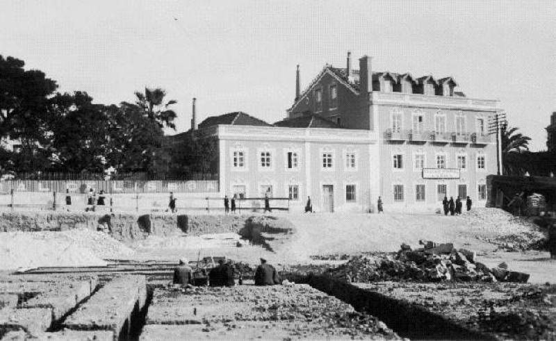 Palácio Camaride, Lisboa (E. Portugal, 1938)