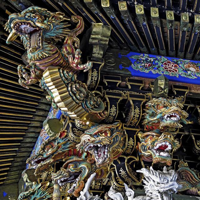 Carvings, Nikko Yomeimon