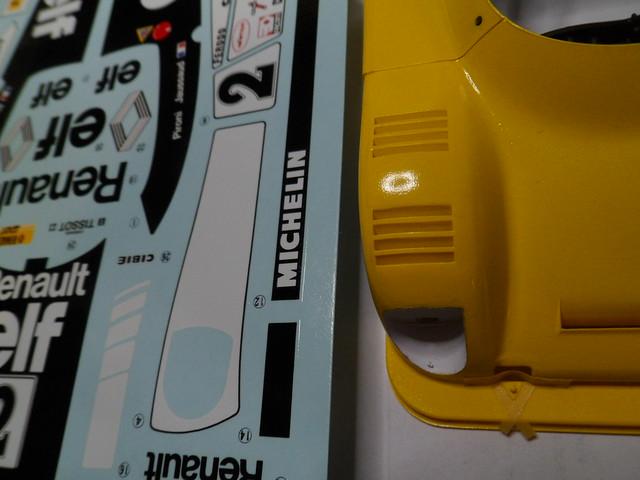 From the box - Alpine Renault A442B Turbo [Tamiya 1/24] - Page 3 51109318021_4f9031c013_z