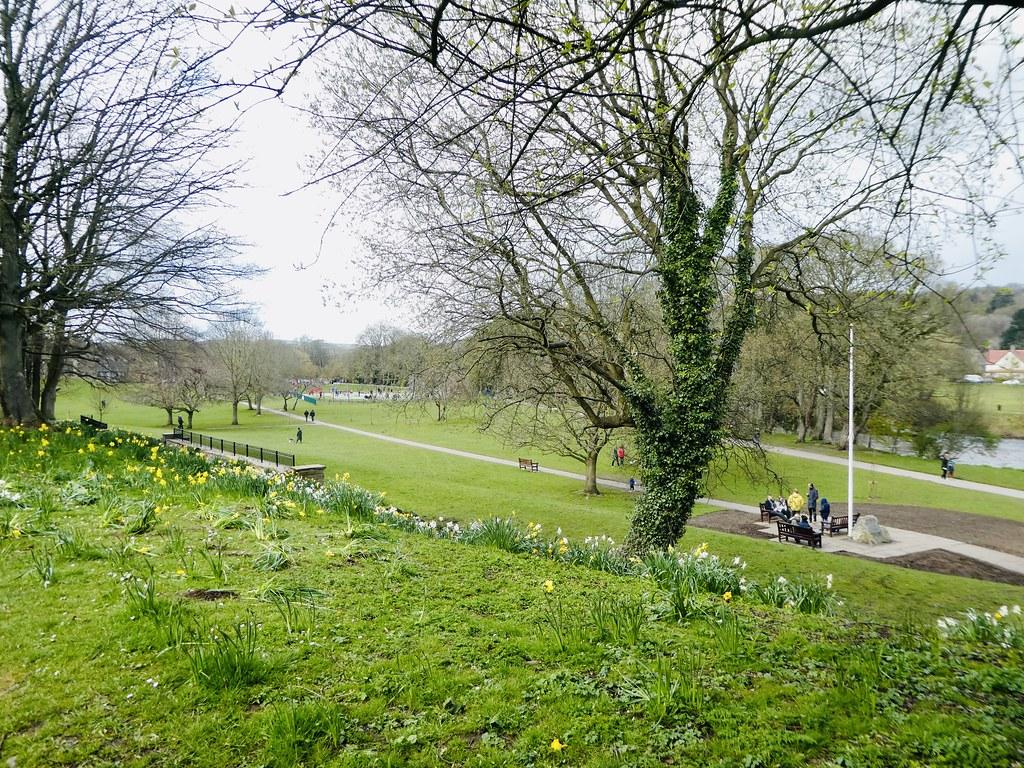 Ilkley Riverside Gardens