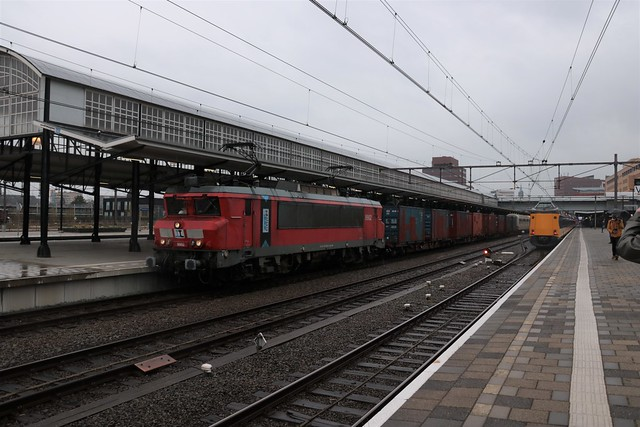 Railexpert 9902 te Amersfoort Centraal