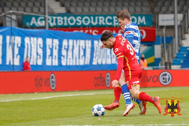 De Graafschap - Go Ahead Eagles 11-04-2021 1-0