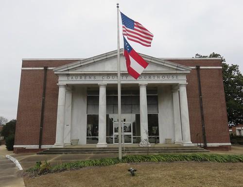 georgia ga countycourthouses courthouses usccgalaurens laurenscounty dublin northamerica unitedstates us irishcommunitiesintheunitedstates
