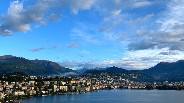Lugano, Switzerland.