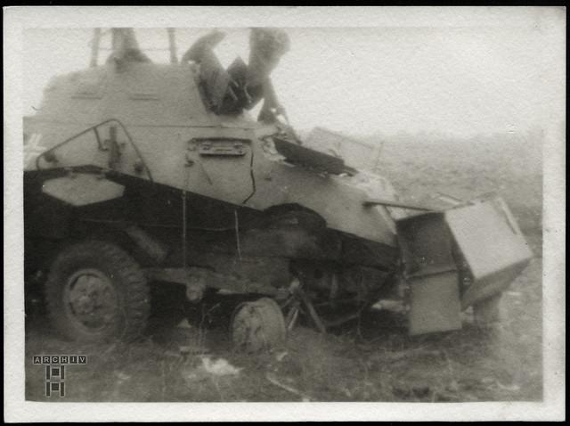 ArchivTappen23AAl2i426 Meine Dienstzeit, Rußlandfeldzug, WWII, 1939-1945