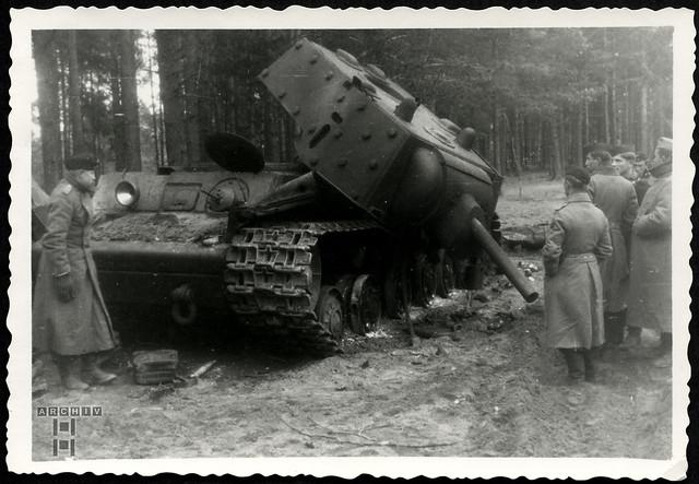 ArchivTappen23AAl2i427 Meine Dienstzeit, Rußlandfeldzug, WWII, 1939-1945