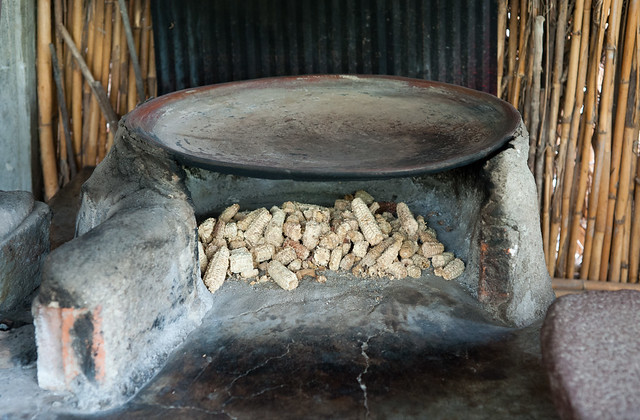 Zapotec Hearth