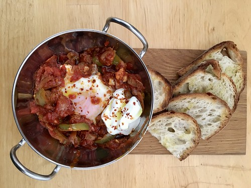 Sunday brunch shakshuka. | by adactio