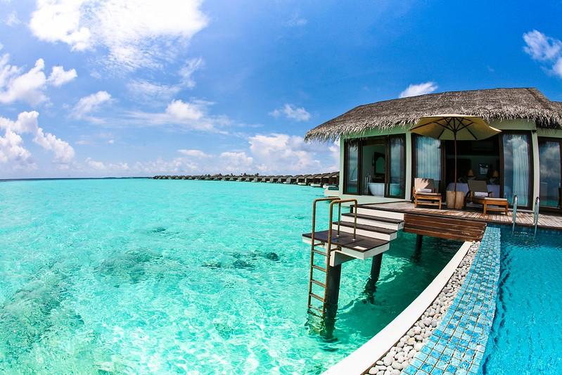 The Residence Digurah, Maldivas.