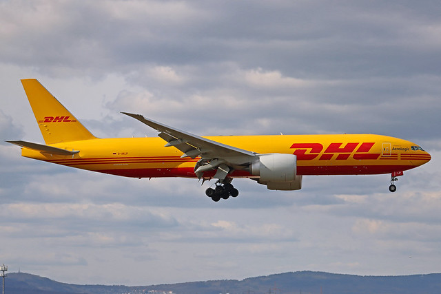 AeroLogic Boeing 777-FZN D-AALP FRA 03-04-21