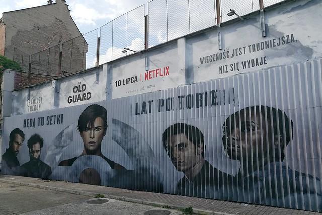 GLS / Netflix, Old Guard