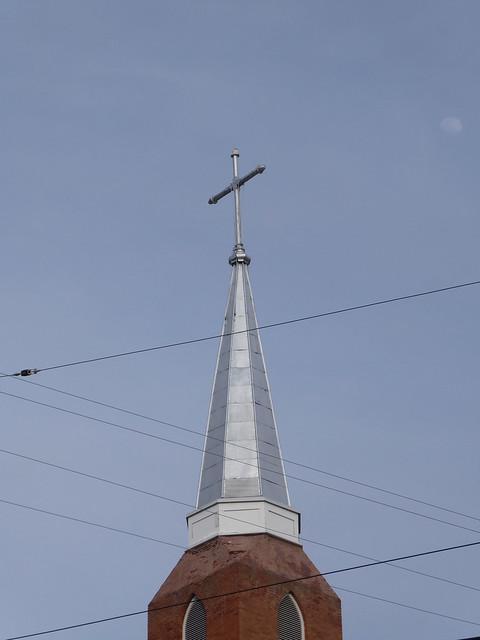 Austin, NV St Augustine Church
