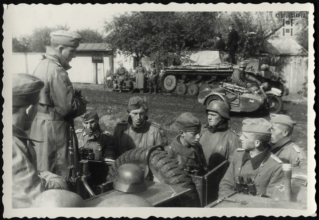 ArchivTappen23AAl2i428 Meine Dienstzeit, Rußlandfeldzug, WWII, 1939-1945