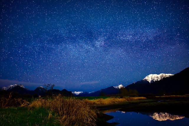 Pitt Marsh Milky Way