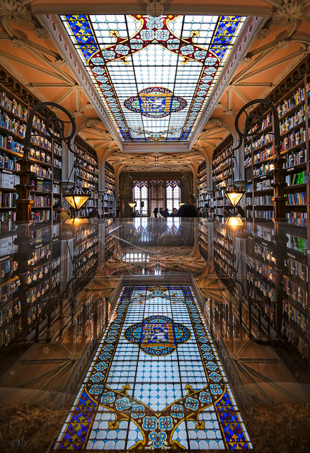 Lello library .
