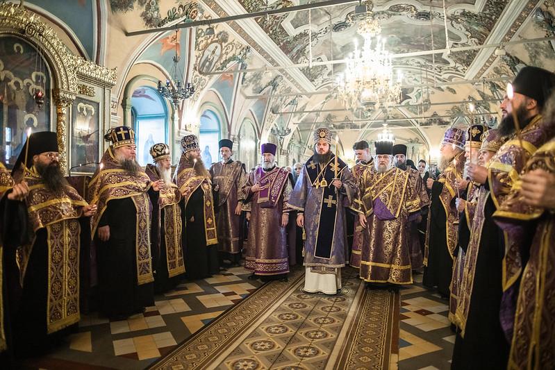 10-11 апреля 2021, Неделя 4-я Великого поста / 10-11 April 2021, Week of Lent