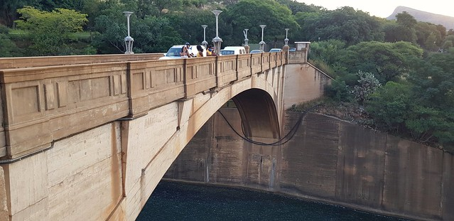 Hartebeesport Dam Wall