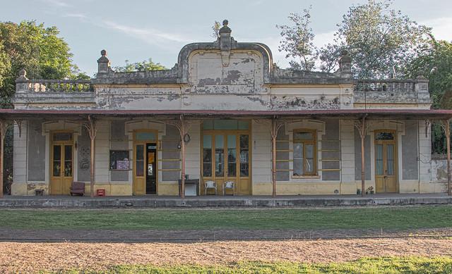 Vieja estación