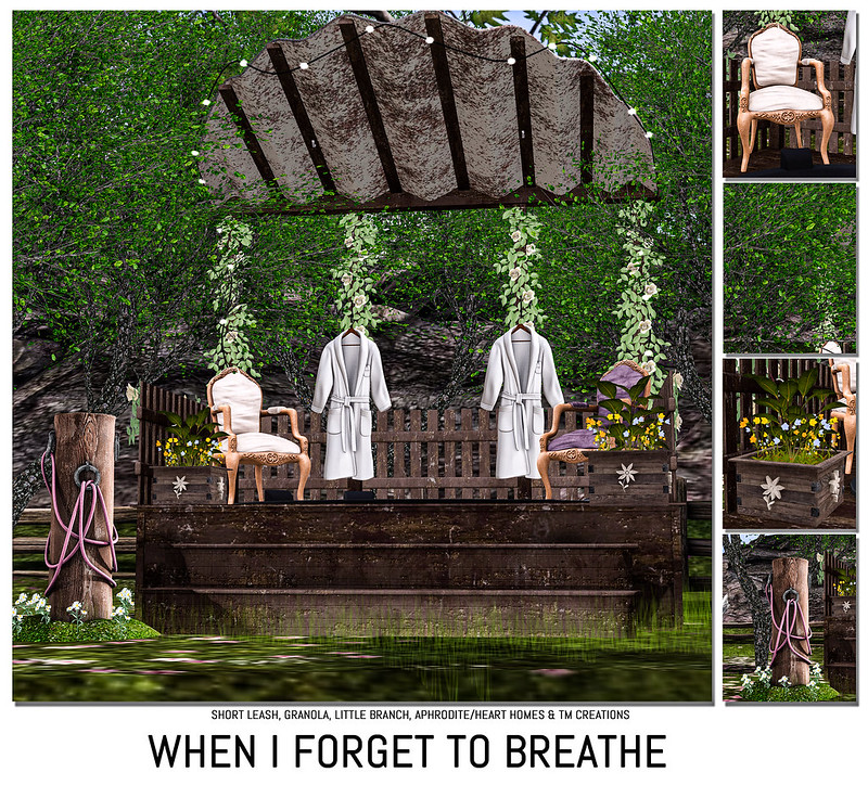 when I forget to breathe