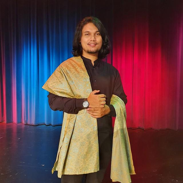 Umar Uzair Teruja Tampil di Istana Budaya dalam Konsert Kata Kota Cinta