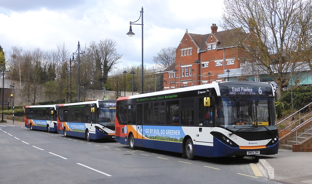 Stagecoach South 26316 - SN69ZKK