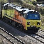 70817 6C37 Log Train 11.4.21