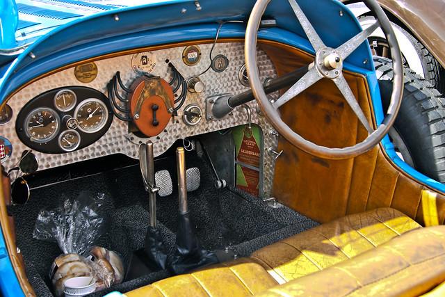 Rally ABC 1928 dashboard (6342)