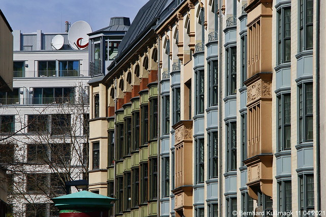 Europa, Deutschland, Berlin, Mitte, Rosenstraße Ecke Karl-Liebknecht-Straße