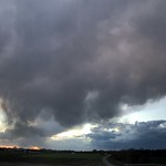 11. Aprill 2021 - 19:44 - Taken between Wendlebury and Bicester, looking west