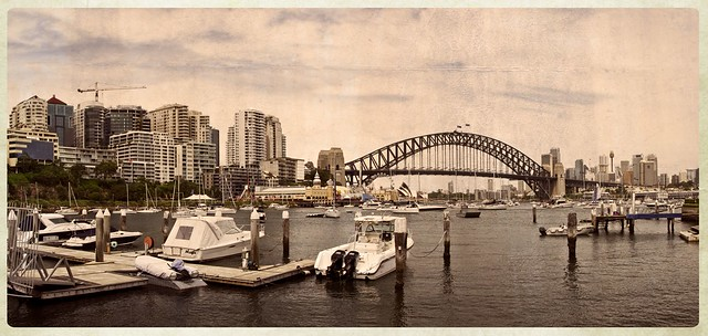 From Lavender Bay