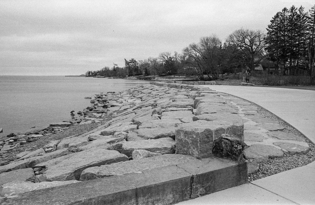 Gairloch Shore Erosion Control April 2021