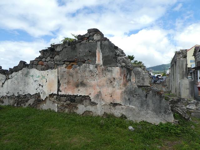 Martinique - St. Pierre - Figuier Quarter
