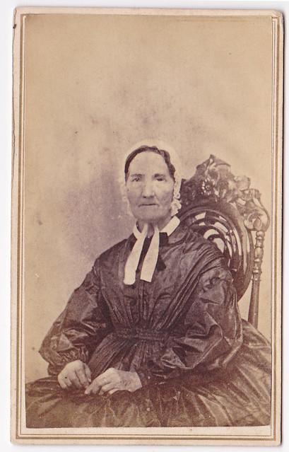 Lucretia (Crook) Palmer