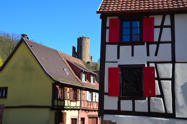 Kaysersberg et son château