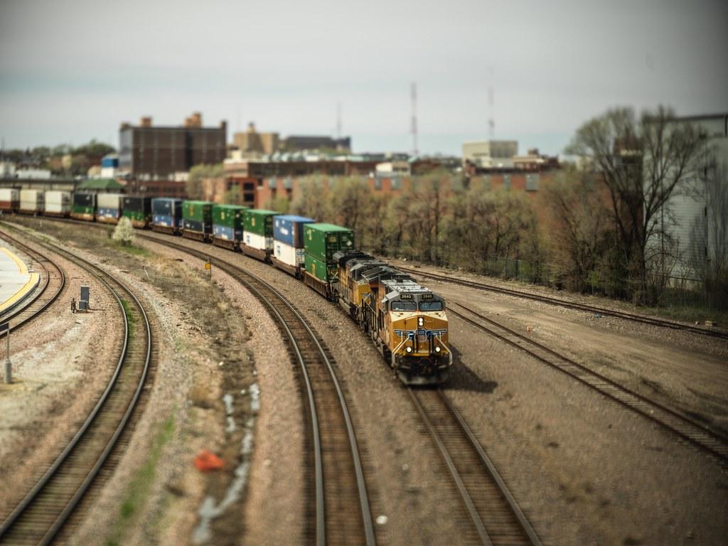 Toy train?
