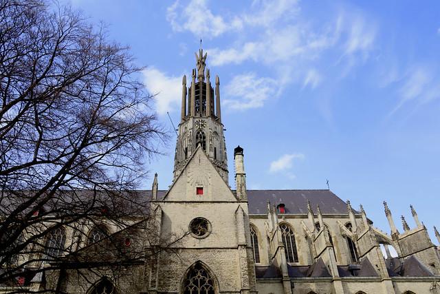 Sint-Willibrordusbasiliek | Hulst