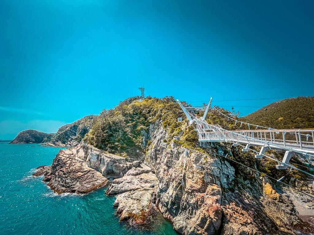 Songdo Yonggung Suspension Bridge