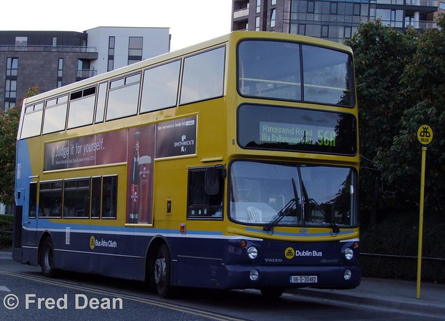 Dublin Bus AX482 (06D30482).