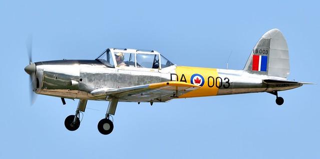 De Havilland Canada DHC-1 Chipmunk NX146DK 18003 C1-0103