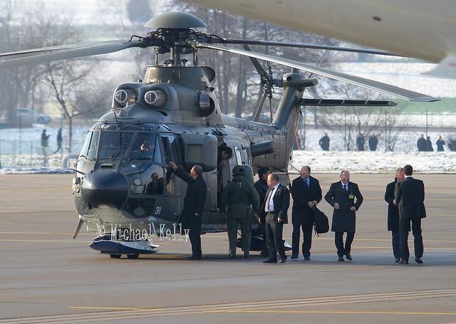 Swiss Air Force                                   Eurocopter AS332 Super Puma                                                T-331