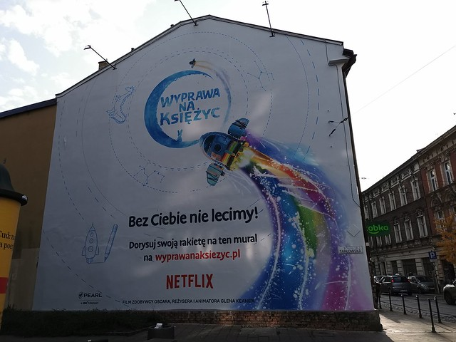GLS / Netflix, Wyprawa na Księżyc