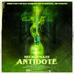 E.P. Review: Wednesday 13 - Necrophaze - Antidote