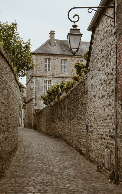 Exploring French towns